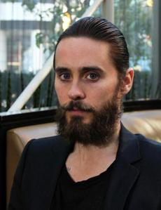 ''It was amazing to feel it take off,'' frontman Jared Leto said of watching the rocket launch carrying Thirty Seconds to Mars's single. ''The noise and the brightness was overwhelming.''