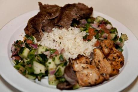 Marketplace Restaurant Offers European And Turkish Fare