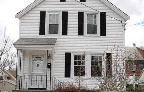 This home, at 116 Pearl St. in Newton, was listed for $529,000 on Feb. 6 and sold for $551,000 on March 15.