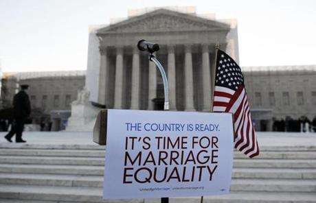 Massachusetts, which became the first state to legalize gay marriage in 2003, also was the first state to challenge the law in 2009.
