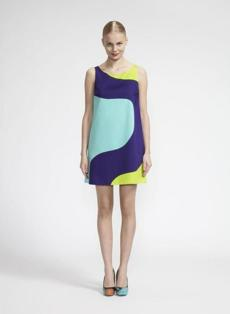 """Gaia"" dress, $278 at Marimekko, 140 Newbury Street, Boston, 617-247-2500, and 350 Huron Avenue, Cambridge, 617-354-2800, us.marimekko.com"