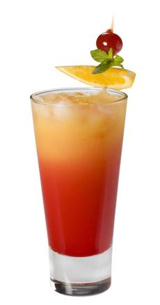 Tequila Sunrise.
