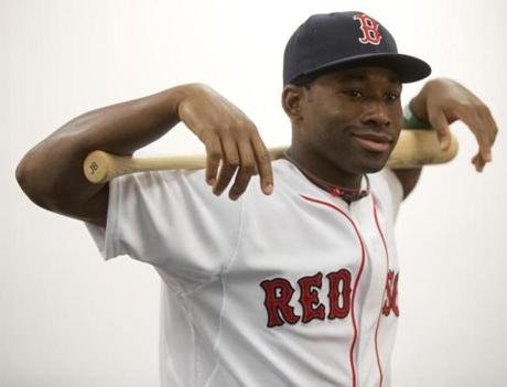 Bradley, 22, arrived in Fort Myers as a longshot to make the Red Sox roster. He had never even played at the AAA level, and the conventional wisdom was that he would need more time in the minor leagues.