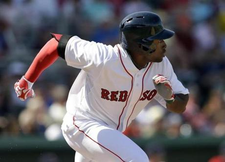 Still, many argued that for contractual reasons, the Red Sox should send Bradley to the minors. By doing so for 11 days, they would delay his eligibility for free agency by one year, to after the 2019 season.
