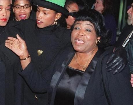 Betty Shabazz, the late widow of Malcolm X, earned her doctorate in education at the Amherst campus.