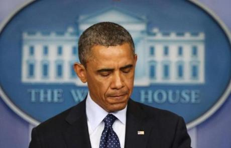 President Barack Obama spoke about the attacks from Washington, D.C.