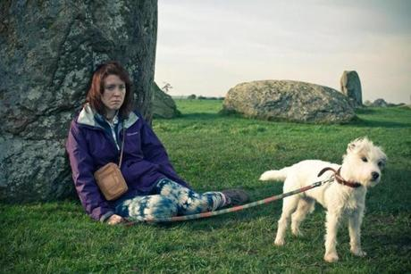 "Alice Lowe stars in Ben Wheatley's ""Sightseers."""