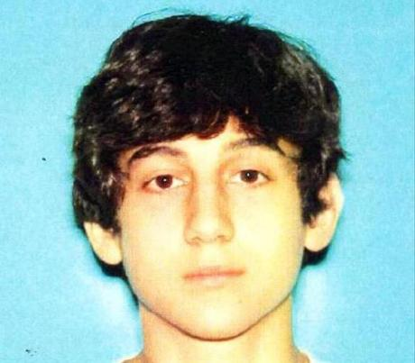 Dzhokhar A. Tsarnaev in an undated photo.