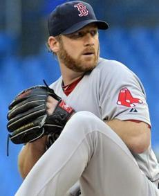 Ryan Dempster went six innings and allowed one run and four hits. He struck out four.