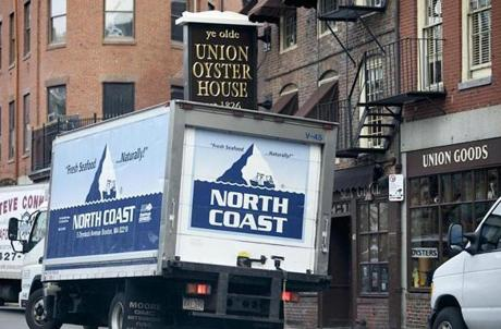 At The Union Oyster House, the country's oldest restaurant,  fish labeled as freshly-caught New England cod was actually Pacific cod, which is usually much cheaper -- and to many palates, less tasty. Union Oyster House operators said they ordered Atlantic cod from the supplier.