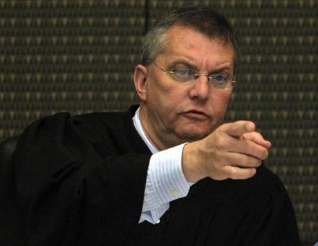 JUDGE PAUL C. DAWLEY, a witness at Harbour's nomination hearings in 2006, believed that questions about Harbour's conduct as a clerk had been resolved.