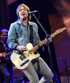 "Country star Keith Urban, taking a break from judging on ""American Idol"" to tour, plays Comcast Center Aug. 10."