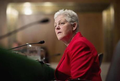 Gina McCarthy, who served four Republican Massachusetts governors, has been grilled by congressional Republicans in a way Democrats deem to be harassment.
