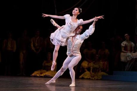"George Balanchine's ""Coppélia"" preserves the original third act, which some companies have dropped."