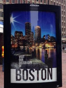 The number of overseas visitors to Boston increased between 8 and 11 percent a year between 2009 and 2011.