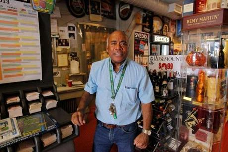 """I do whatever I need to protect myself . . . and to protect my business,"" Arturo Taveras said."