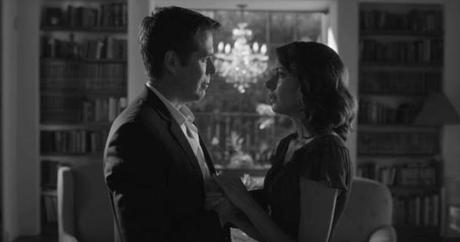 "Alexis Denisof and Amy Acker (above) in ""Much Ado About Nothing."""