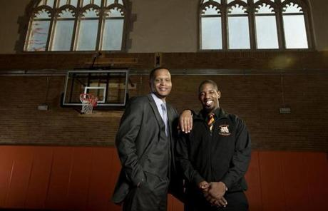 Hugh Coleman and Ed Walker | Giving back to the community