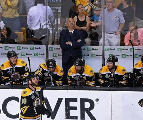 Claude Julien's Bruins seemed to lose energy throughout the course of the game, and missed on several key scoring opportunities.