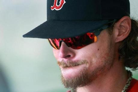 Clay Buchholz was transferred to the 60-day disabled list last week.