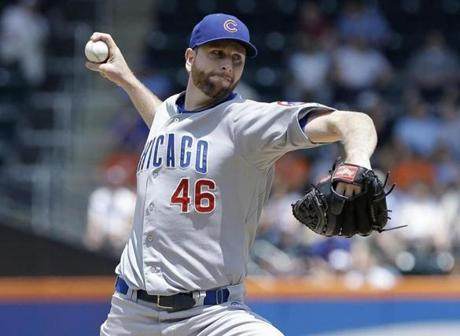 Scott Feldman is moving from the Cubs to the Orioles.