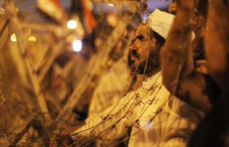 Islamists vowed to show by their numbers and the turmoil that the military had made a mistake in ousting Morsi on Wednesday.