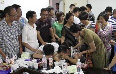 The fatalities were identified by Chinese state media as two 16-year-old girls from Zhejiang province.