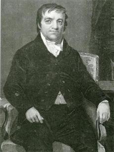 German-born American fur merchant and financier John Jacob Astor, 1763 - 1848.