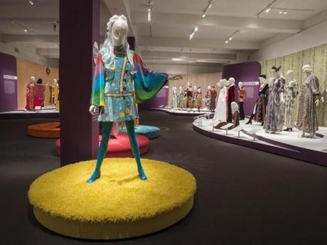 "Last summer's ""Hippie Chic"" exhibit brought more than 122,000 viewers to the Museum of Fine Arts."