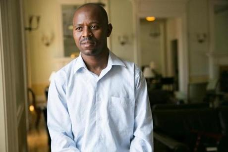 Thulani Madondo founded a youth nonprofit in Africa.