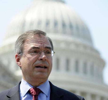"Maryland Representative Andy Harris said of the verdict, ""that's the way the American law system works. Get over it."