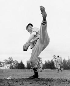 Bob Feller from rare films from the Baseball Hall of Fame.