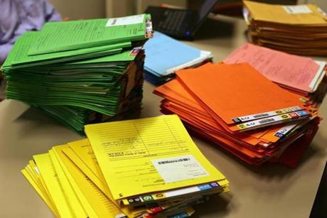 Hundreds of files at Boston Housing Court document Faisal's many battles with tenants and the city.
