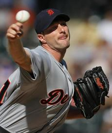 Tigers ace Max Scherzer became only the third pitcher in history to win 19 of his first 20 decisions.
