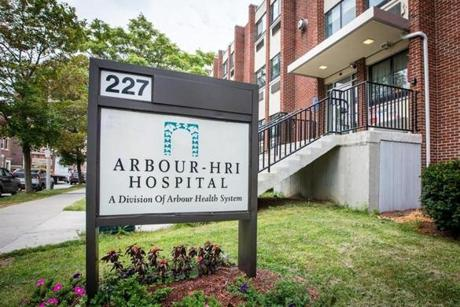 Arbour-HRI Hospital in Brookline is the only Arbour facility with unionized nurses and mental health workers. Employees there have filed complaints with hospital administrators about mandated overtime and staffing levels.