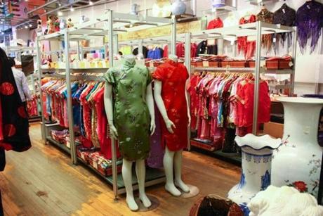 Chinese Clothing, Chinese Dress