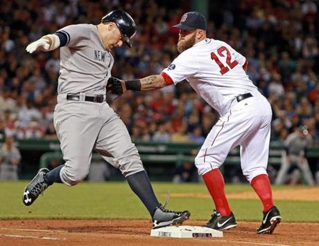 The win was a microcosm of the season series between the two teams, which the Sox won 13-6.