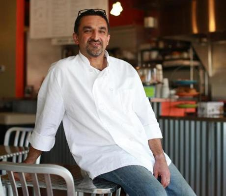 Longtime Melrose resident Saied Chaharom opened Tooba in June.