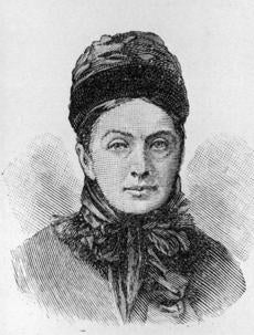 British traveler and writer Isabella Bird.