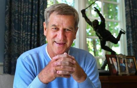 For decades, away from the public eye, Bruins great Bobby Orr has counseled and comforted the sick and dying, the disabled and disenfranchised, the poor and grieving.