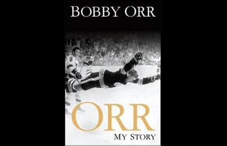"Orr's autobiography, ""Orr: My Story,'' is scheduled for release Oct. 15."