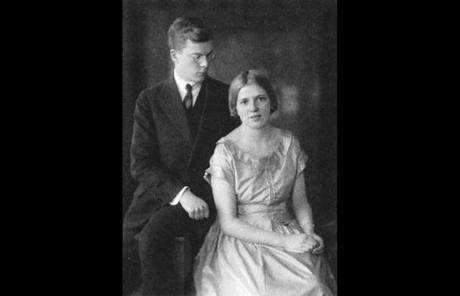 One can now hope the new book will help rescue from obscurity the essential contributions Hans  made to the German resistance movement. Pictured, Hans and his wife, Christine, in 1927.