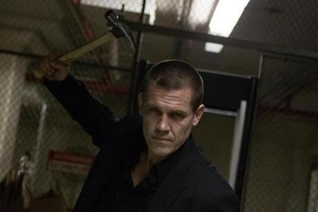 "Josh Brolin in ""Oldboy,"" a ""reinterpretation"" of the 2003 Korean thriller, directed by Spike Lee."