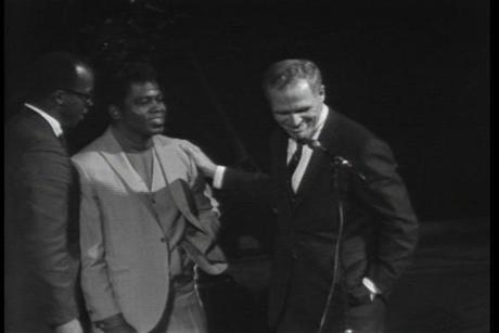Footage of Mayor Kevin White at a 1968 James Brown show will also be included.