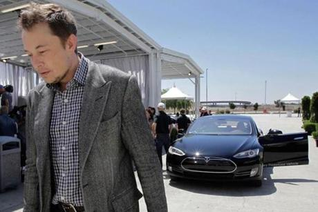 Elon Musk is chief executive of Tesla, which is fighting battles in other states that have franchise laws like the one in Massachusetts.