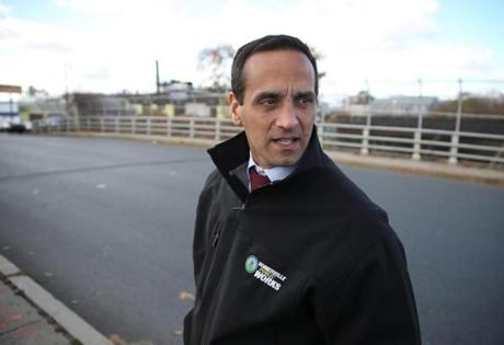 Joseph Curtatone, now mayor of Somerville, was an organizer and chaperone at a football camp where a hazing incident occurred.