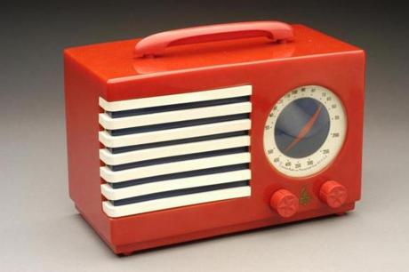 Prototype Patriot radio for Emerson.