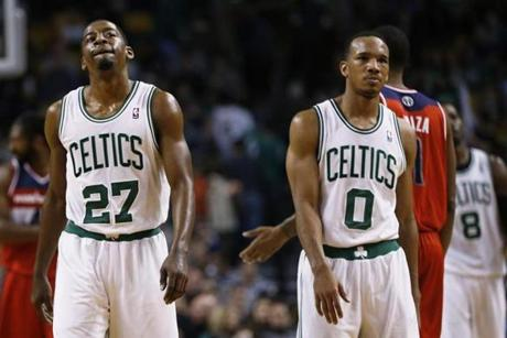 The Wizards were able to tear down the Celtics' first-half lead and take a 106-99 win at TD Garden.