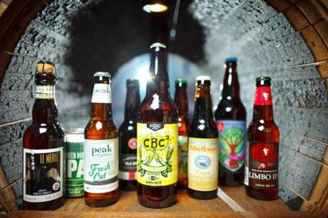Craft Beer Cellar stores carry flavorful ales and lagers that are brewed to traditional standards and can be hard to find.