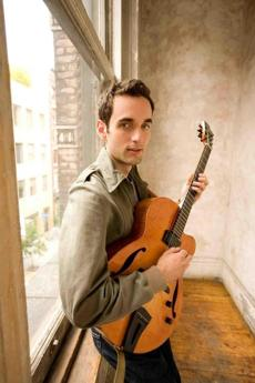 Julian Lage will perform in a duet.